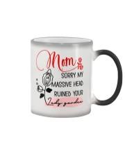 Mom Sorry For Massive Head Color Changing Mug thumbnail