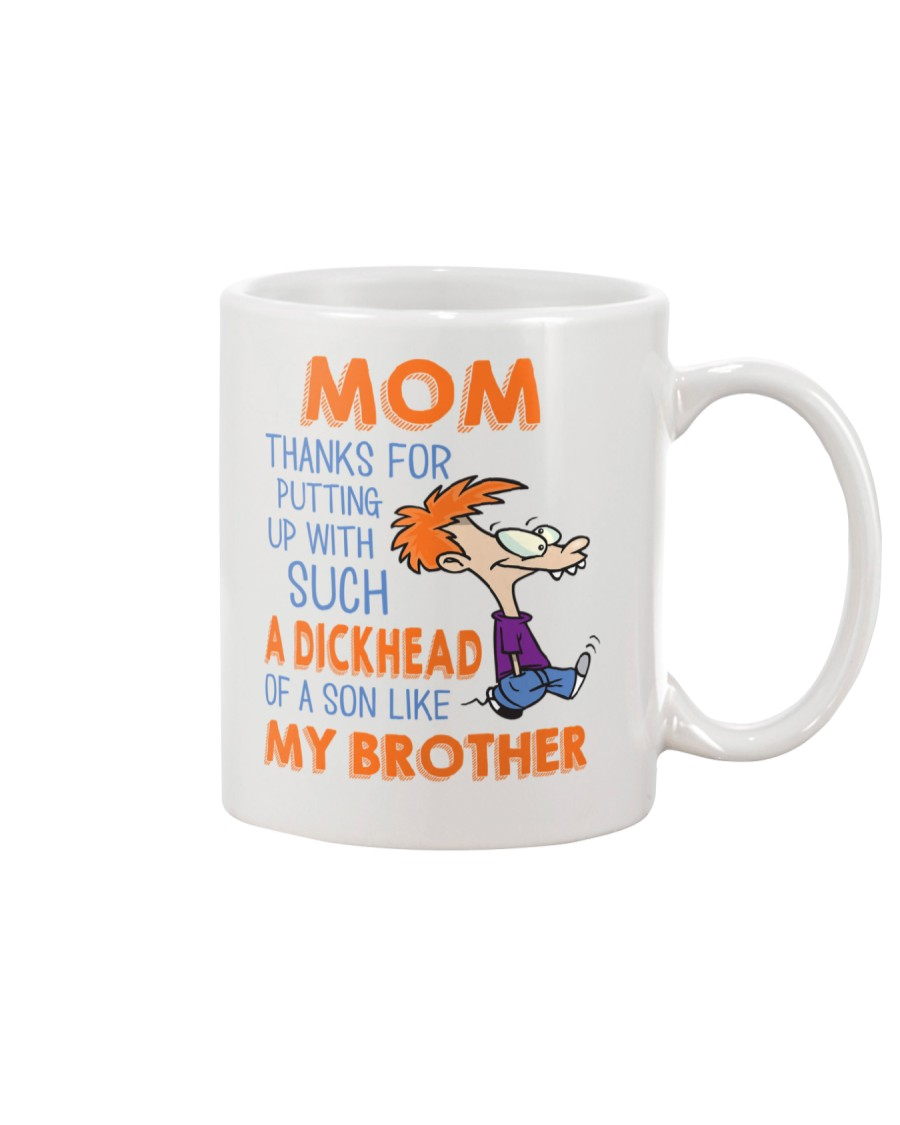 A Dikhead Of A Son Mug