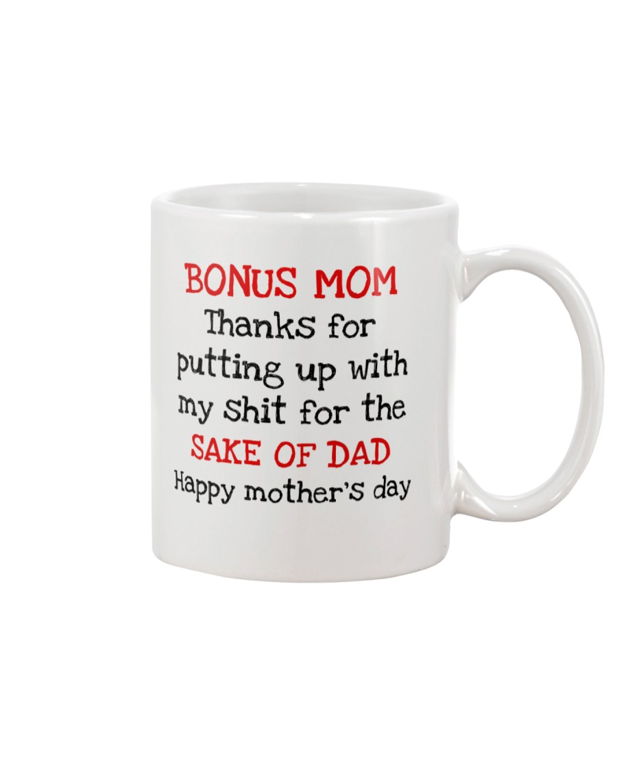 For The Sake Of Dad Mug