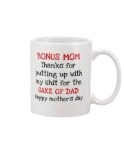 For The Sake Of Dad Mug front