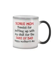 For The Sake Of Dad Color Changing Mug thumbnail