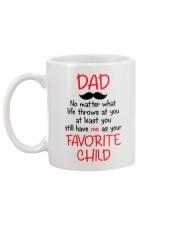 Still Have Me As Your Favorite Child Mug back