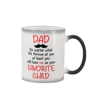 Still Have Me As Your Favorite Child Color Changing Mug thumbnail