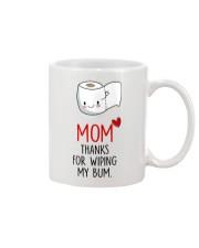 Wiping My Bum Mug front