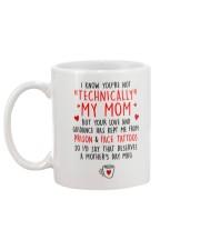 Technically Stepmom Mug back