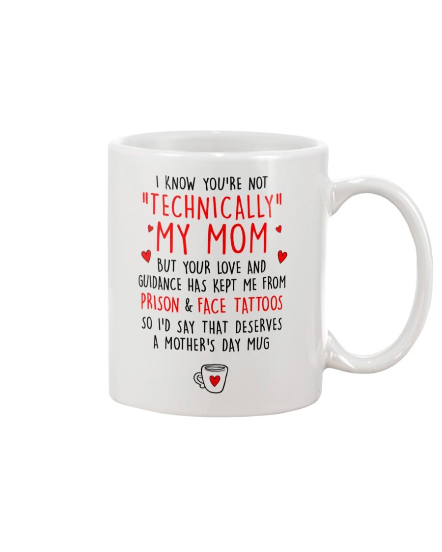 Technically Stepmom Mug