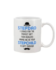 Your Stepchild Is Gift Enough Mug tile