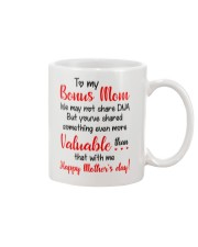 More Valuable Than Dna Mug front