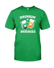 Drinkin' Buddies Classic T-Shirt front