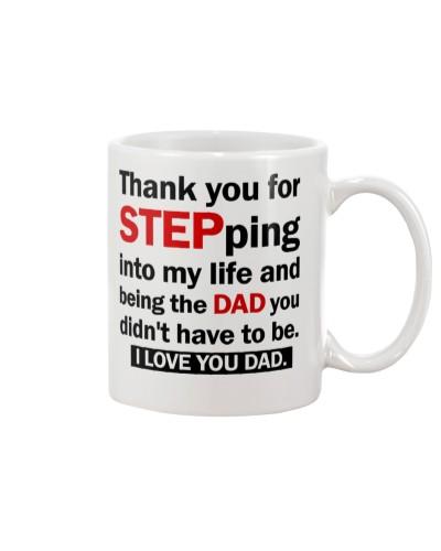 Thank you Stepdad