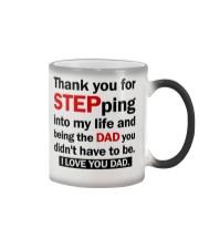 Thank you Stepdad Color Changing Mug thumbnail