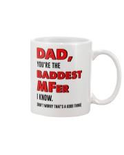 Baddest MFer Mug front