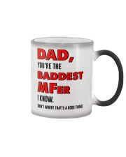 Baddest MFer Color Changing Mug thumbnail