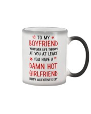 Hot Girlfriend Color Changing Mug thumbnail