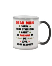 Other Kids Not Awesome As Me Color Changing Mug thumbnail