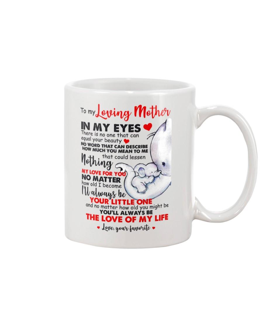 To My Loving Mother Mug