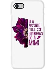 Be A Mimi Carnation Phone Case thumbnail