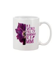 Be A Mimi Carnation Mug thumbnail