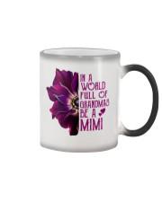 Be A Mimi Carnation Color Changing Mug thumbnail