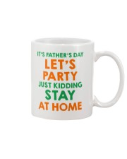 Party Just Kidding Mug front