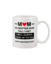 No Matter How Tall I Get  Mug front