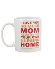 Mother Nursing Home Mug back