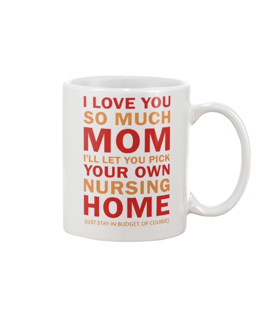 Mother Nursing Home Mug