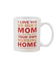 Mother Nursing Home Mug front
