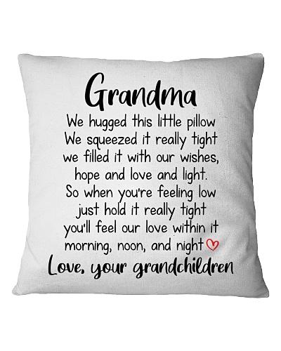 Hug This Little Pillow