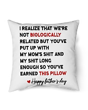 """So You've Earned This Pillow  Indoor Pillow - 16"""" x 16"""" thumbnail"""
