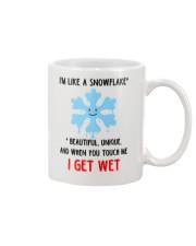 I'm Like A Snowflake Mug front