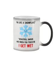 I'm Like A Snowflake Color Changing Mug thumbnail