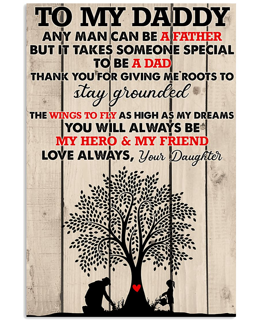 HFD It Takes Someone Special 11x17 Poster
