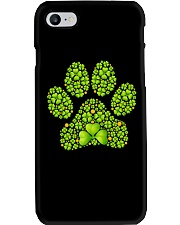 Dog Paw Clover Phone Case thumbnail
