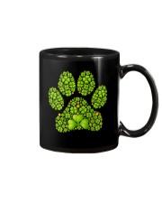 Dog Paw Clover Mug thumbnail