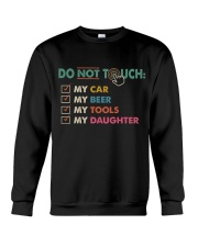 Do Not Touch Crewneck Sweatshirt thumbnail