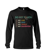 Do Not Touch Long Sleeve Tee thumbnail