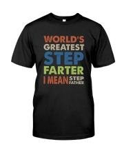 Step-farter Premium Fit Mens Tee thumbnail