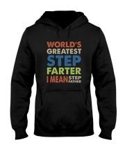 Step-farter Hooded Sweatshirt thumbnail