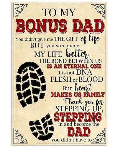 To My Bonus Dad