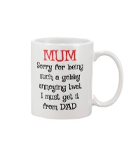 Get It From Dad Mug front