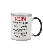 Get It From Dad Color Changing Mug thumbnail
