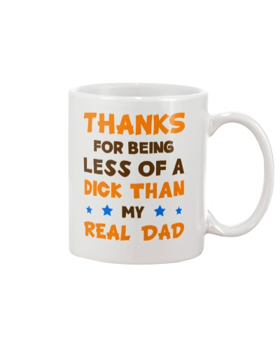 Less Of A Dick Than My Real Dad