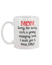 Must Get It From Dad Mug back