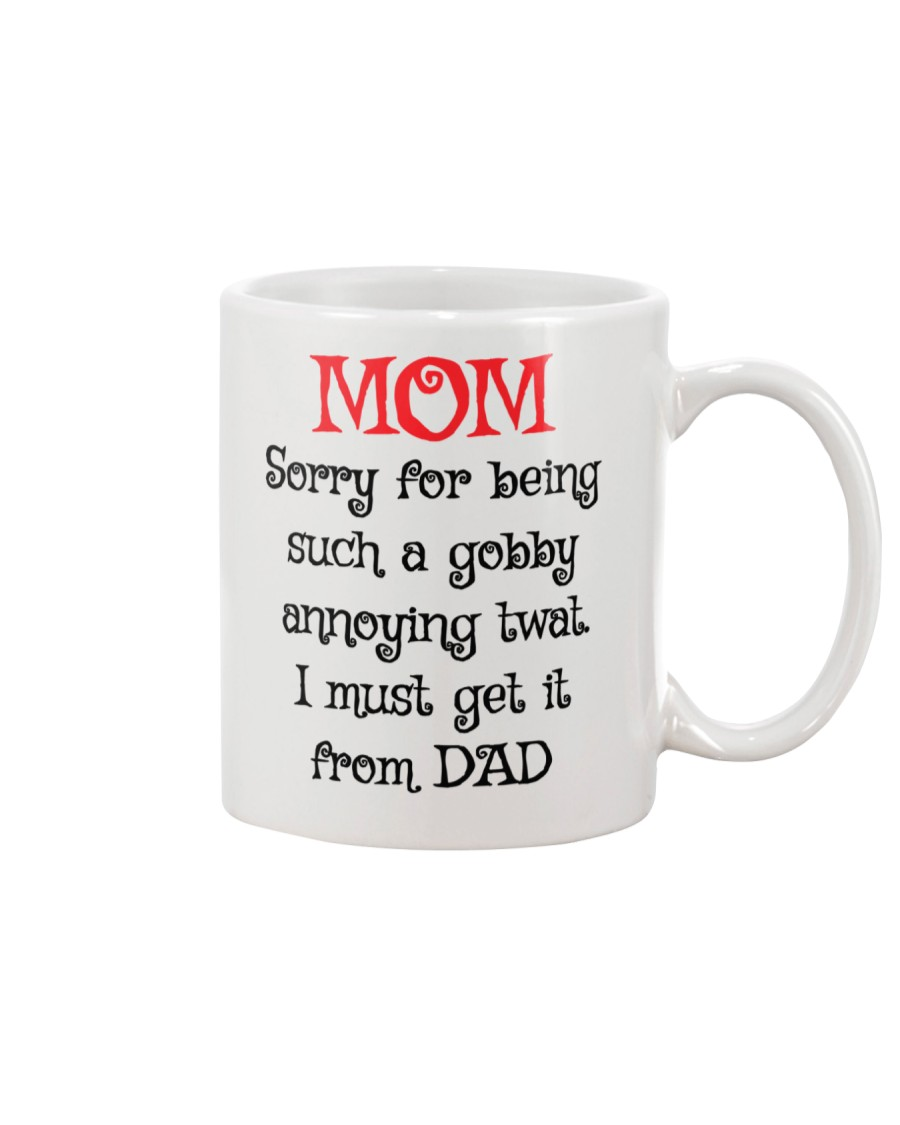 Must Get It From Dad Mug