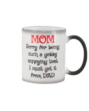 Must Get It From Dad Color Changing Mug thumbnail