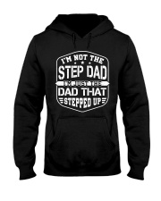 The Dad That Stepped Up Hooded Sweatshirt tile