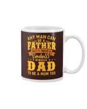 Badass Single Dad Mug thumbnail