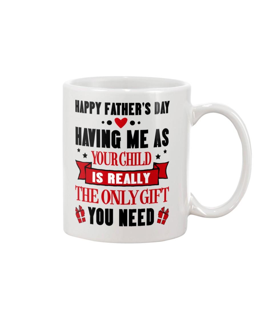 Having Me As Your Child Mug