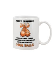 Something From Your Balls Mug front